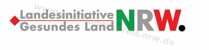 Logo gesundes LAND NRW